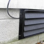 Crawl Space Door Systems Manual Foundation Air vent