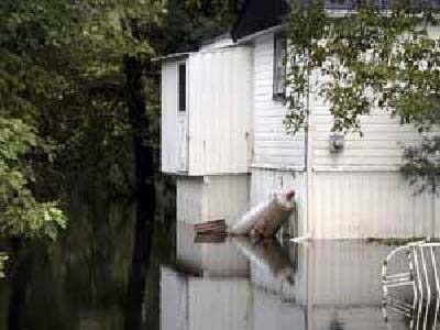 What's the major cause of coastal flooding?